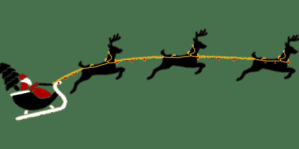 Donászi Magda: Télapó érkezése
